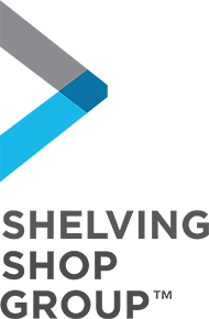 Shelving Shop Group Logo