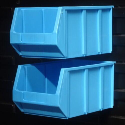 plastic parts bins