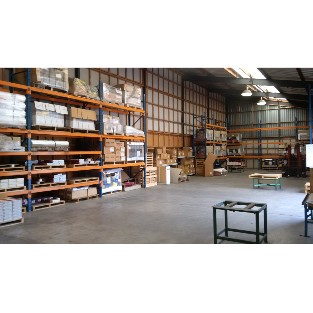 Weldwell Gt Shelving Shop Group