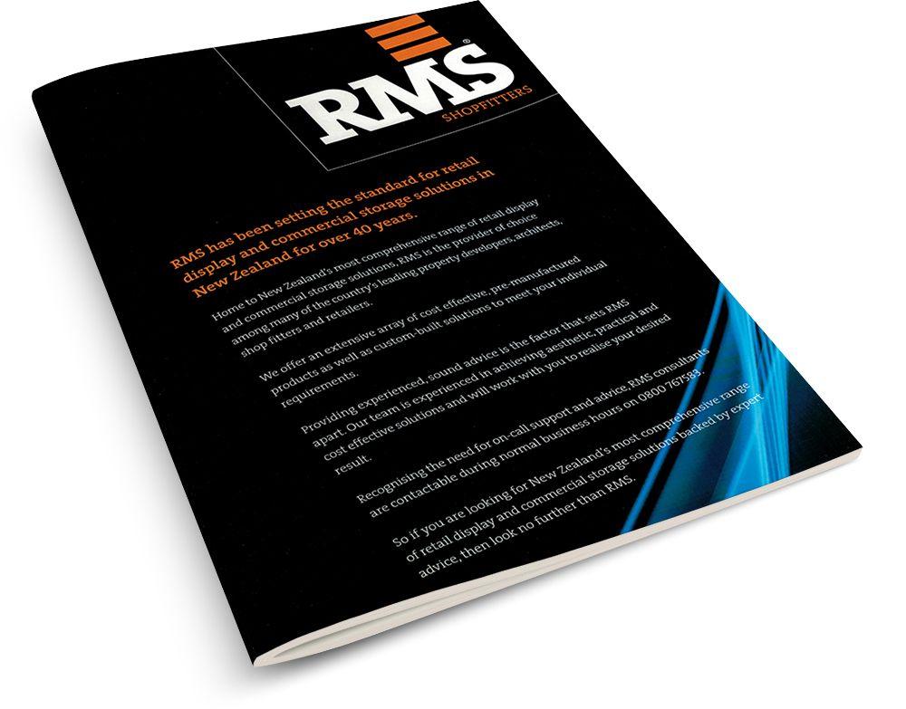 RMS Shop Product Catalogue