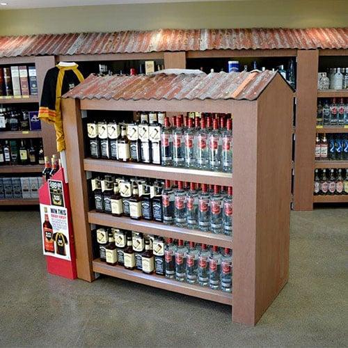 Shelving Shop - Custom Made Stands