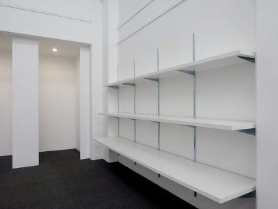 Timber Display Shelves