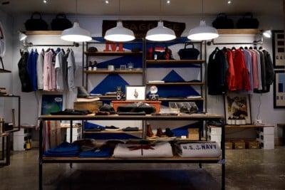 Minimalist Retail Store